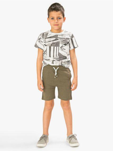 חולצת טי פארקור-גיים