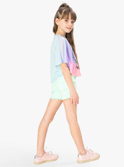 חולצת טי עגולה פול-פארטי