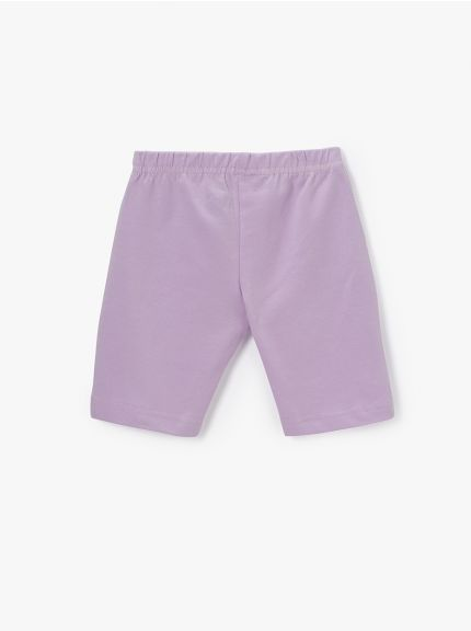 מארז 3 מכנסי טייץ קצרים בייבי-מאסט
