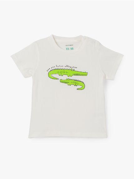 חולצת טי בייבי-פוינט