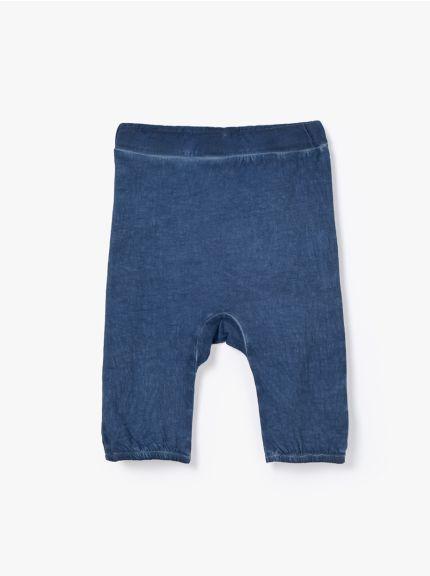 מכנסי גזרת שק בייבי-לוק
