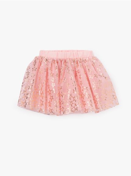 חצאית טול סטאר-בייבי