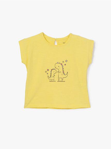 חולצת טי בייבי-האג