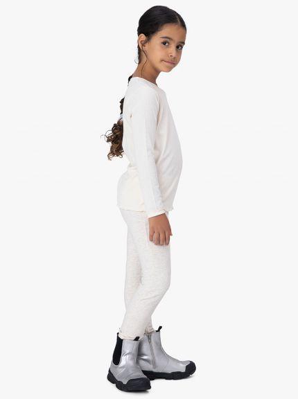 חולצת טי ריב האפי-גירל