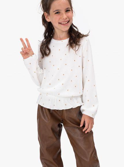 חולצת ריב אינדי-גירל