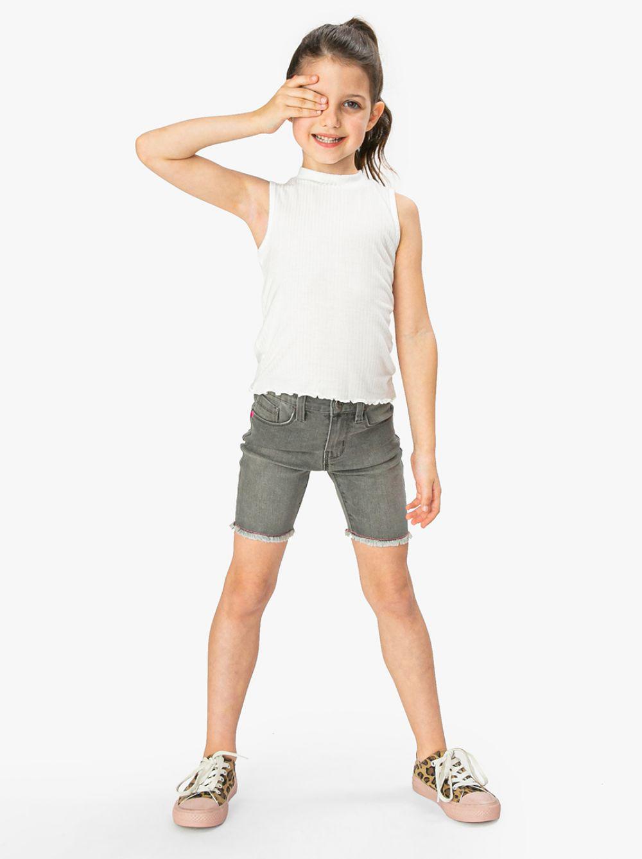 מכנסי ג'ינס ברמודה ממוחזרים ניו-טיימס