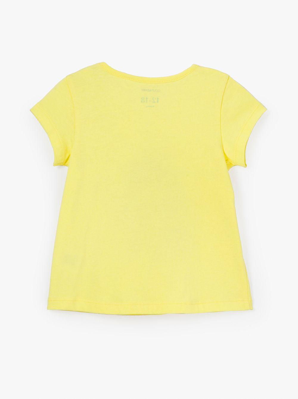 סט חולצת טי וטייץ בייבי-טרופי