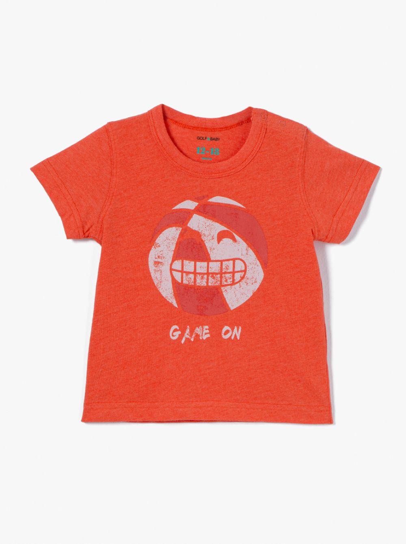 חולצת טי בייבי-סמייל