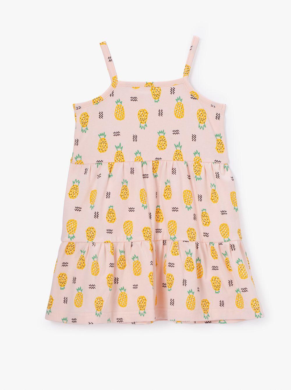 שמלת קומות בייבי-פרוט