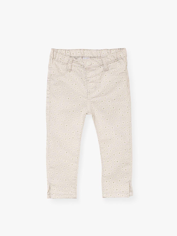 מכנסי אריג HOLIDAY