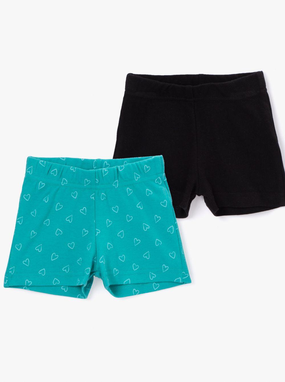 מארז 2 מכנסיים קצרים בייבי-דרים