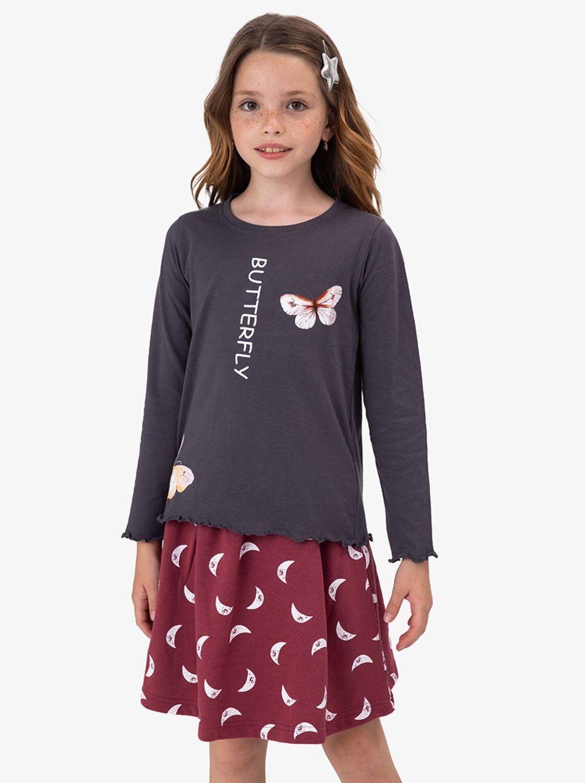 חולצת טי באטרפליי