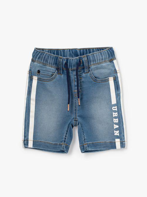 מכנסי ג'ינס קצרים הולידיי