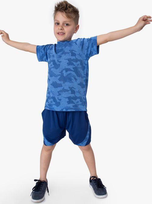 מכנסי ספורט קצרים רייס-בוי
