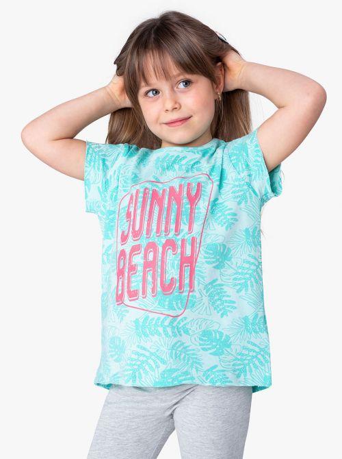 חולצת טי באטרפליי-גלואו