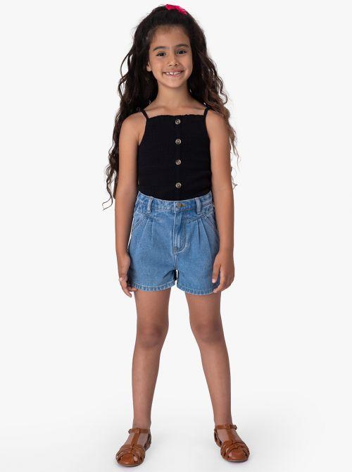 ג'ינס קצר רייס-גירל