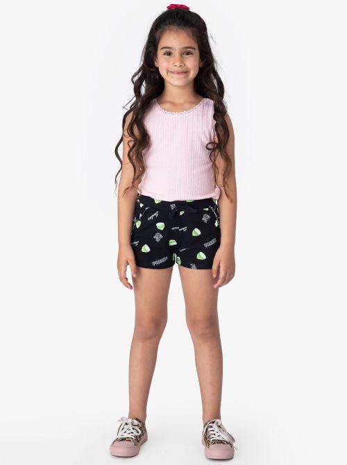 מכנסיים קצרים פרוטי-גירל