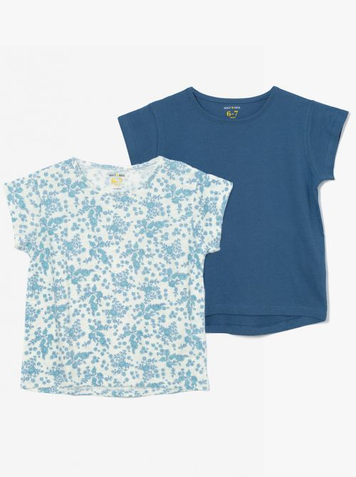 מארז 2 חולצות טי סוויט-גירל