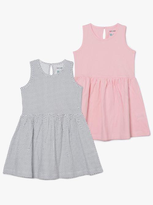 מארז 2 שמלות לייק-בייבי