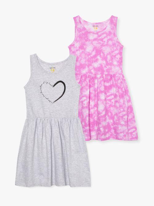 מארז 2 שמלות לאבינג