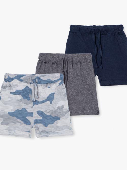 מארז 3 מכנסיים קצרים לייק-בייבי