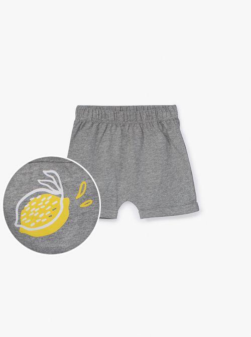 מכנסיים קצרים לייק למון-בייבי