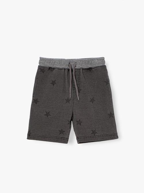 מכנסי פוטר קצרים לייק-בייבי