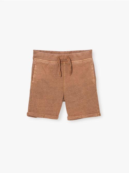 מכנסיים קצרים האפי-בייבי בד ג'רסי