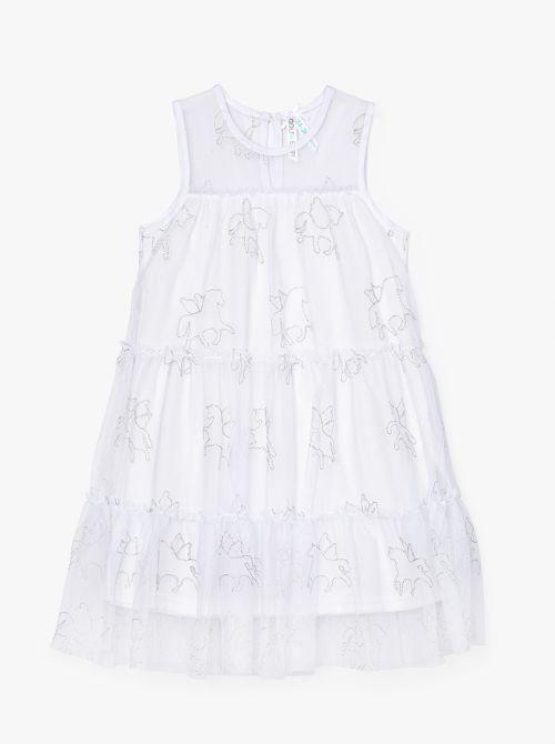 שמלת טול יוניק-בייבי