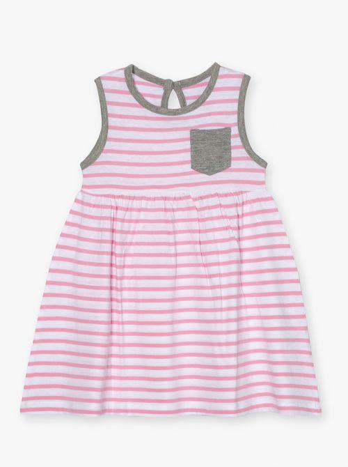 שמלת סטרייפס-בייבי