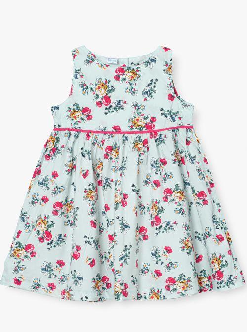 שמלת טרופיקנה-בייבי