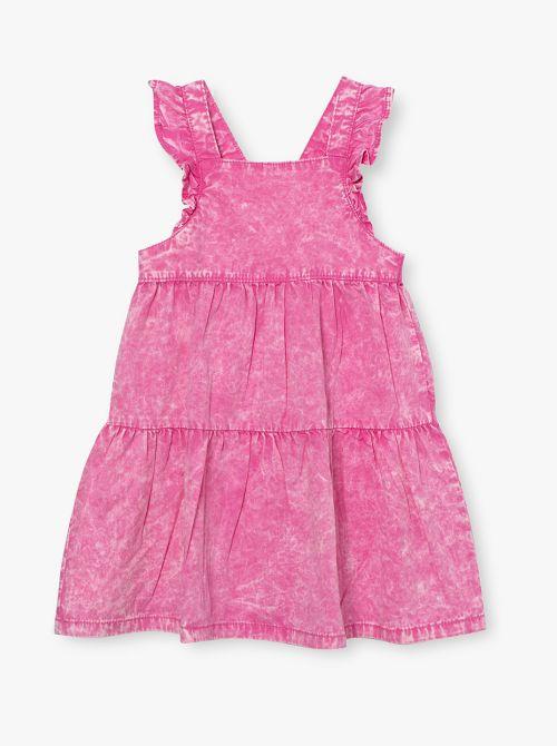 שמלת קומות ווש טרופיק-בייבי