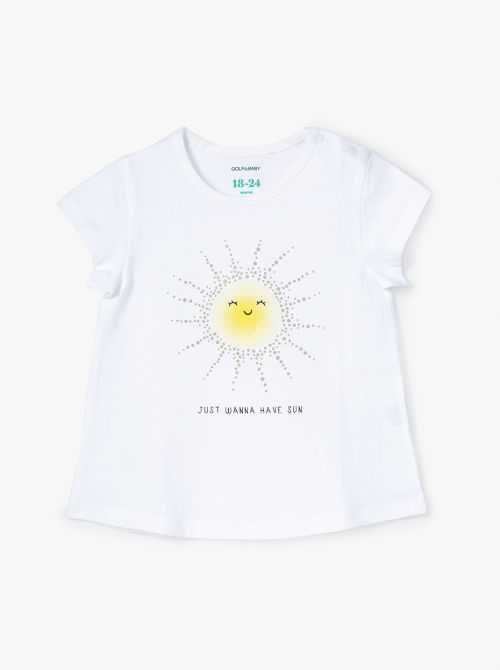 חולצת טי אושן-לייף בייבי