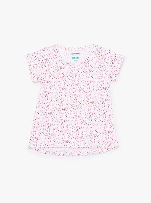 חולצת טי פרינט-בייבי