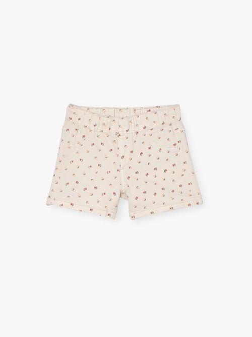 מכנסיים קצרים פלאוור-בייבי