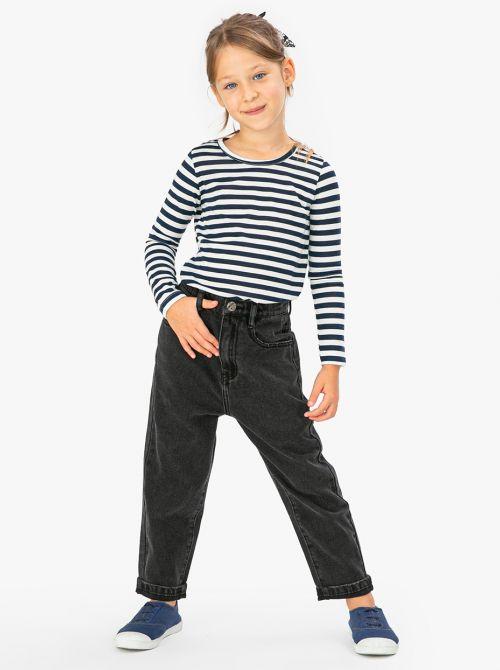 ג'ינס MOM רוק-גירל