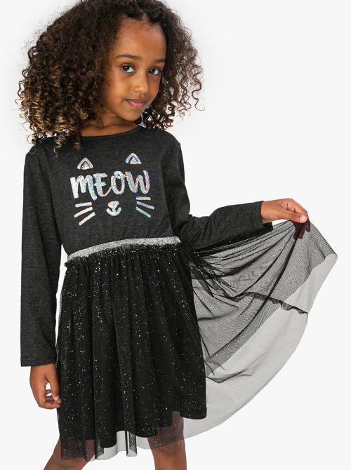 שמלת טול אינפינטי