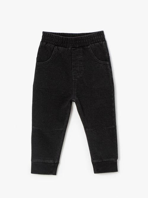 מכנסי ג'ינס אינפינטי-בייבי פוטר דק