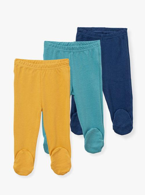 מארז 3 מכנסי רגליות