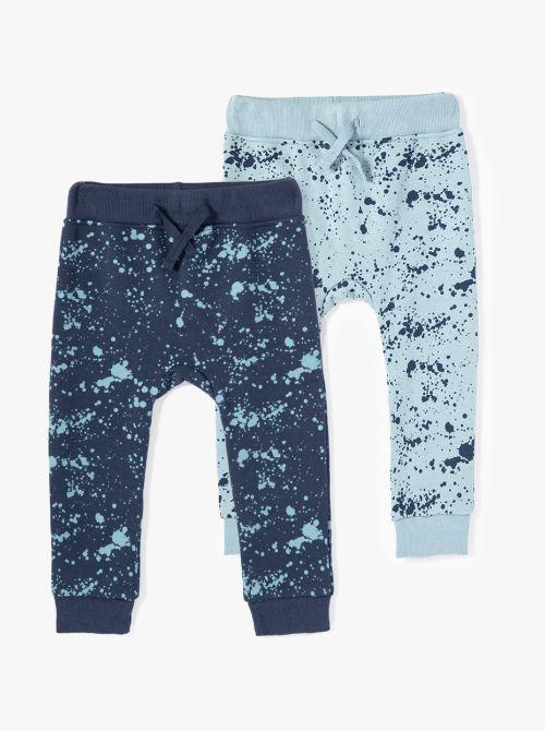 מארז 2 מכנסי פיינט-בייבי בטנה פרוותית