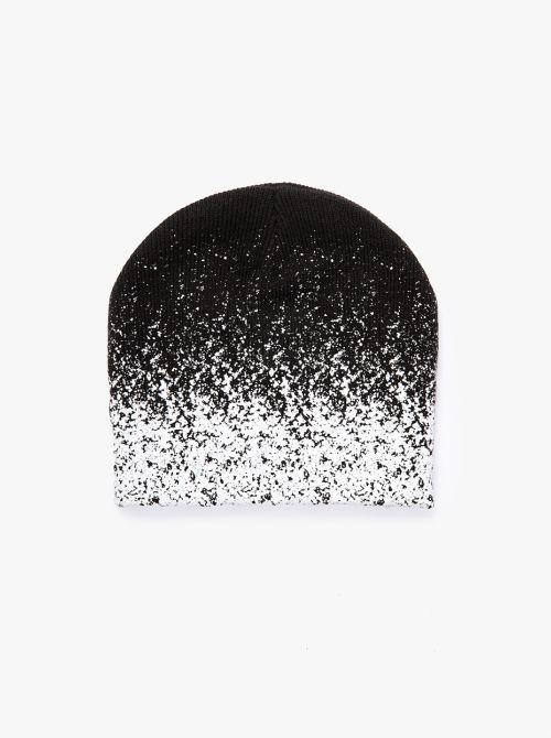כובע סרוג פיינטינג