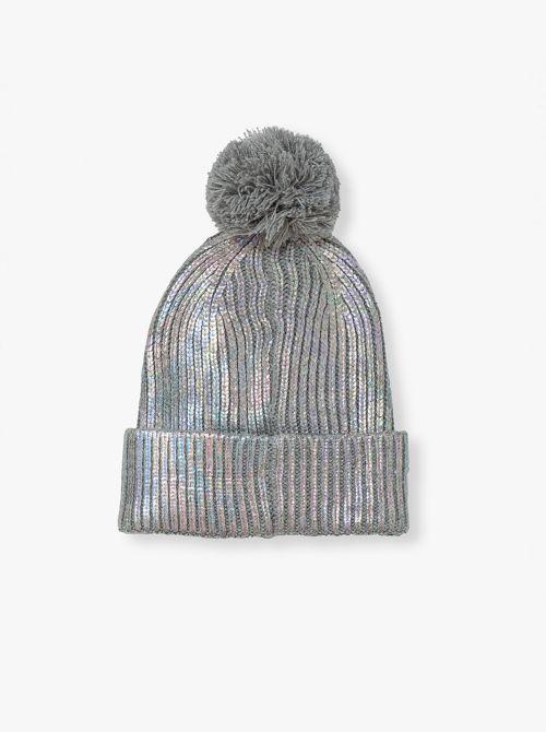 כובע מטאליק