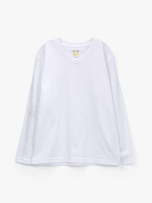 חולצת טי פאן-קיד בגזרה קלאסית