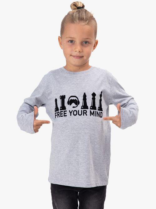 חולצת טי צ'ס-מט