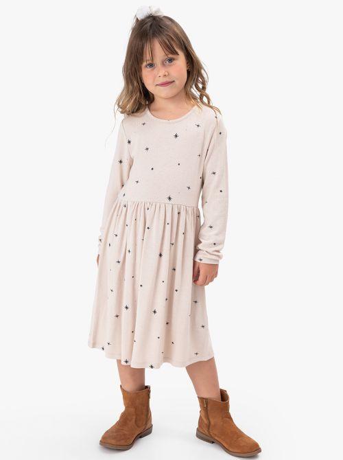 שמלה בגזרה מסתובבת