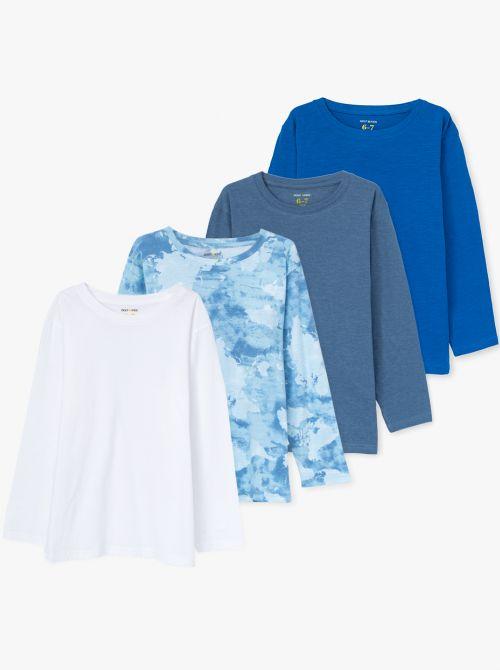 מארז 4 חולצות טי שירט