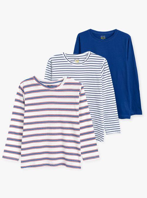 מארז 3 חולצות טי שירט